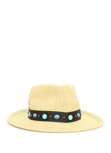 Ferruccio Vecchi Şapka Bej